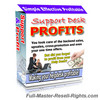 Thumbnail Support Desk Profits Script With Full Master Resale Rights