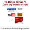 Thumbnail 14 Killer php Clone Scripts - YouTube Clone & More!