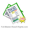 How To Get To The Top! Get The Top Spot On Google With Master Resale Rights