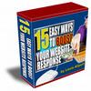 Thumbnail Ebook - 10 Ways To Boost Website Response