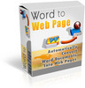 Thumbnail Word To Webpage Web Design Software With MRR