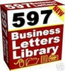 Thumbnail 597 Ready To Use PLR Business Letters With MRR