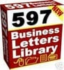 597 Ready To Use PLR Business Letters With MRR
