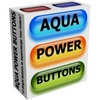 Thumbnail Aqua Power Buttons Graphics Pack With MRR