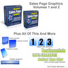 Enormous Sales Design Graphics Pack Plus