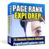 Page Rank Explorer Software With MRR