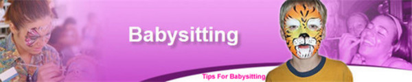 51 Baby Sitting Tips - PLR