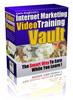 Internet Marketing Video Training Vault - Video Tutorial