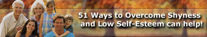 Thumbnail 51 Ways To Overcome Shyness
