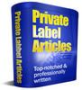 Thumbnail 50 PLR Public Relation Articles