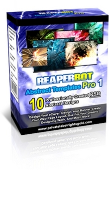 Product picture Reaperbot Abstract Templates Volume 1