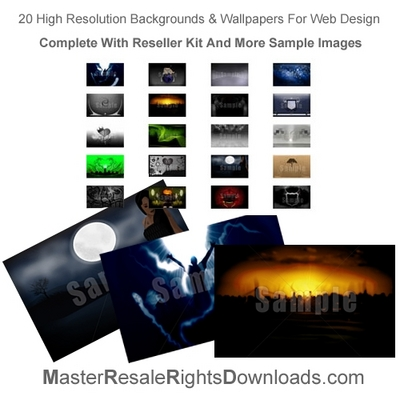 Product picture 20 High Resolution Reseller Stock Graphic Images