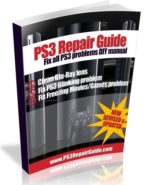 Product picture PlayStation 3 Repair Guide - Complete PS3 Repair Manual