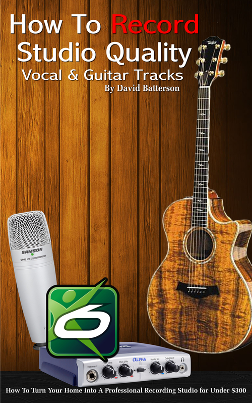 Product picture Record Studio Quality Vocal & Guitar Tracks Like A Pro
