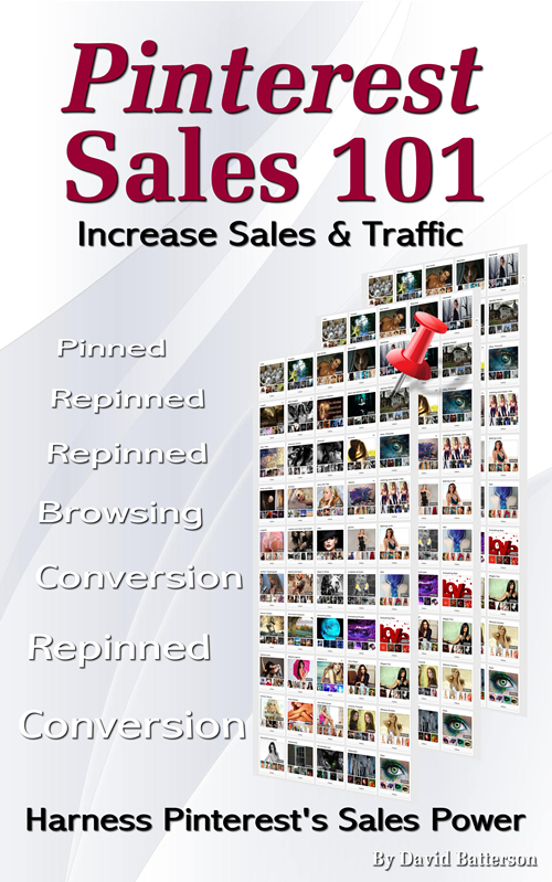 Product picture Pinterest Sales 101 - Boost Your Pinterest Sales