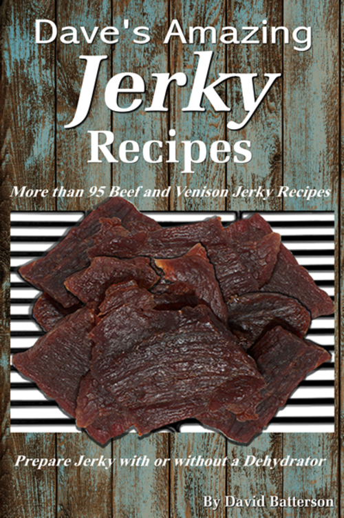 Product picture Daves Amazing Jerky Recipes