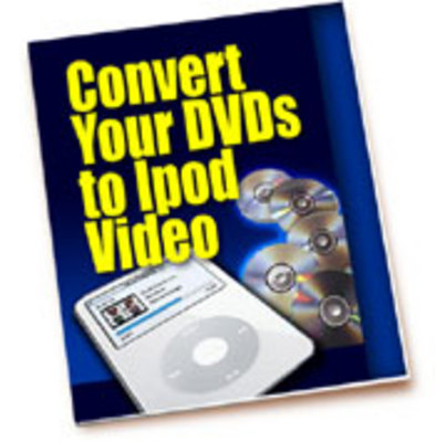 Product picture How To Convert DVD To Ipod Video PLR