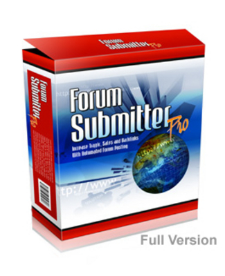 Product picture Forum Submitter Professional FULL