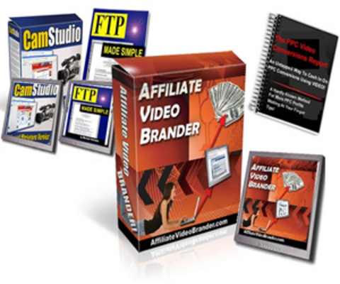 Product picture Affiliate Video Branding Suite - PLR MRR