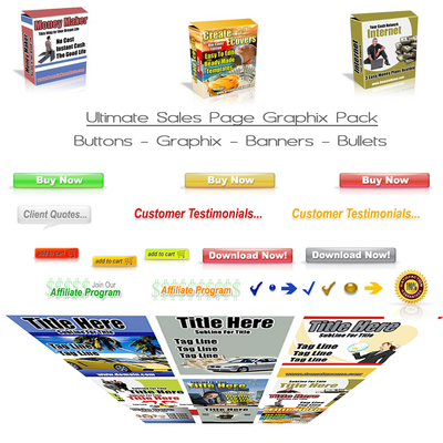 Product picture Ultimate Graphics Pack Plus With MRR