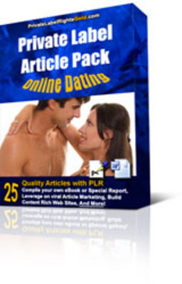 Product picture 25 Online Dating PLR Articles
