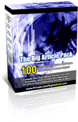 Product picture The Big Article Pack
