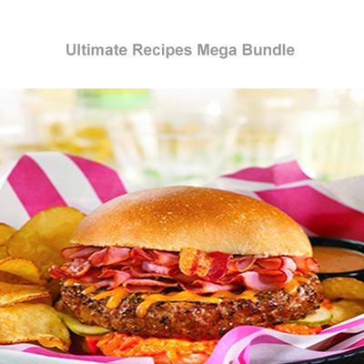 Product picture Ultimate Recipes Mega Bundle .pdf