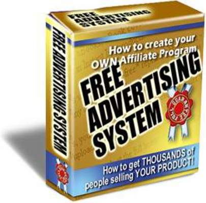 Product picture Free Ad System