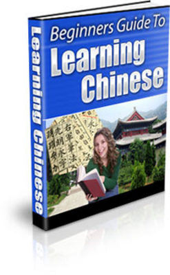 Product picture Learn Chinese A Beginners Guide - PLR