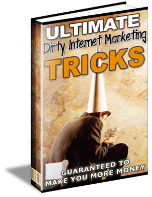 Product picture Dirty Internet Marketing secrets - PLR