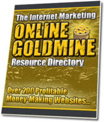 Product picture Internet Marketing Goldmine - PLR