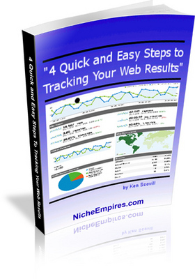 Product picture 4 Steps To Tracking Website Results