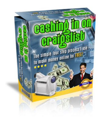Product picture Cashing In On Craigslist Video Tutorial