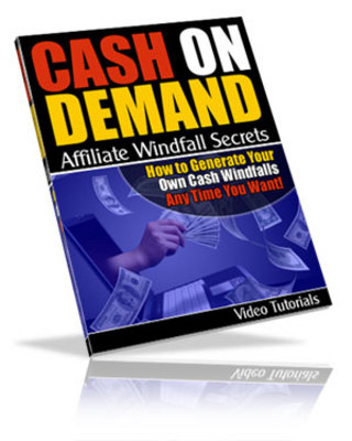 Product picture Cash On Demand Video Tutorial