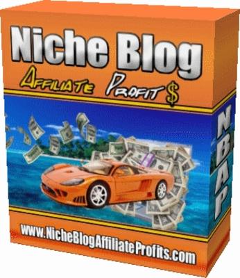 Product picture Niche Blog Affiliate Profits Video Tutorials