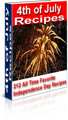 Product picture Popular 4th Of July Recipes