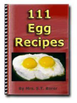 Product picture 101 Delicious Egg Recipes
