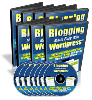 Product picture Blogging Made Easy