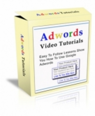 Product picture ADWORDS MAXIMIZER VIDEO TURORIAL