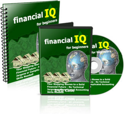Product picture Financial IQ For Beginners - Video Tutorial MRR